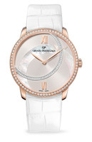 Girard-Perregaux 1966 Lady 38mm Diamonds Pink Gold Women's Watch 49525D52ABD2-BK8A