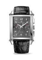 Girard-Perregaux Vintage 1945 XXL Chronograph Steel Watch 25883-11-221-BB6C