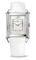 Girard-Perregaux Vintage 1945 Lady Diamonds Steel WoWatch 25860D11A121-CK7A
