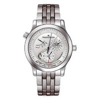 Jaeger LeCoultre Master Control Geographic 40mm Watch 1508120