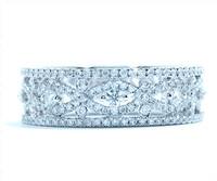 6 mm Diamond Band