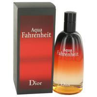 Aqua Fahrenheit by Christian Dior Toilette  Spray 4.2 oz