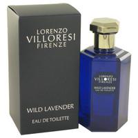 Lorenzo Villoresi Firenze Wild Lavender by Lorenzo Villoresi Firenze Toilette  Spray 3.3 oz