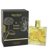 La Fumee Classic by Miller Harris Parfum Spray 3.4 oz