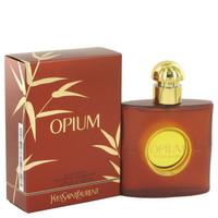 OPIUM by Yves Saint Laurent Toilette  Spray (New Packaging) 1.6 oz
