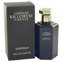 Lorenzo Villoresi Firenze Sandalo by Lorenzo Villoresi Toilette  Spray (Unisex) 3.3 oz