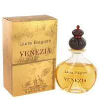 Venezia by Laura Biagiotti Parfum Spray 2.5 oz