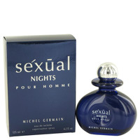 Sexual Nights by Michel Germain Toilette  Spray 4.2 oz