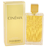 Cinema by Yves Saint Laurent Parfum Spray 3 oz