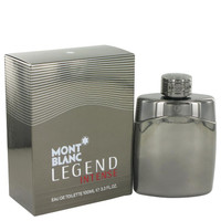 Montblanc Legend Intense by Mont Blanc Toilette  Spray 3.4 oz