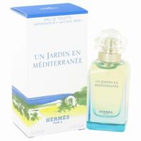 Un Jardin En Mediterranee by Hermes Toilette  Spray 1.7 oz