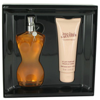 JEAN PAUL GAULTIER by Jean Paul Gaultier Gift Set -- 3.3 oz Toilette  Spray + 2.5 Body Lotion