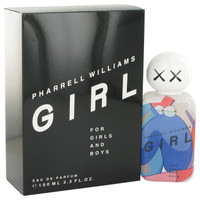 Pharrell Williams Girl by Pharrell Williams Parfum Spray (Unisex) 3.3 oz