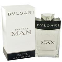 Bvlgari Man by Bvlgari Toilette  Spray 3.4 oz