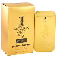1 Million Intense by Paco Rabanne Toilette  Spray 1.7 oz