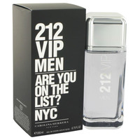212 Vip by Carolina Herrera Toilette  Spray 6.7 oz