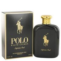 Polo Supreme Oud by Ralph Lauren Parfum Spray 4.2 oz