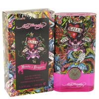 Ed Hardy Hearts & Daggers by Christian Audigier Parfum Spray 3.4 oz