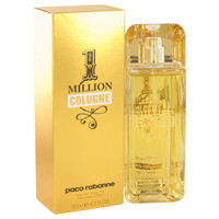 1 Million Cologne by Paco Rabanne Toilette  Spray 4.2 oz