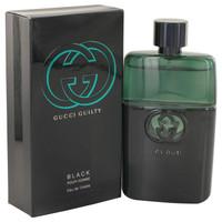 Gucci Guilty Black by Gucci Toilette Spray 3 oz