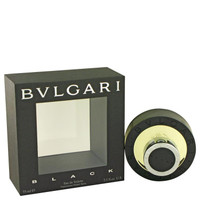 BVLGARI BLACK (Bulgari) by Bvlgari Toilette  Spray (Unisex) 2.5 oz