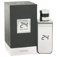 24 Platinum Elixir by ScentStory Parfum Spray 3.4 oz