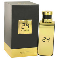 24 Gold Elixir by ScentStory Parfum Spray 3.4 oz