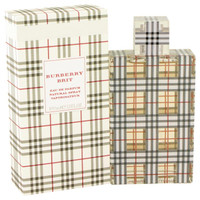 Burberry Brit by Burberry Parfum Spray 3.4 oz