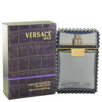 Versace Man by Versace Toilette  Spray 3.3 oz