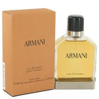 Armani Eau D'aromes by Giorgio Armani Toilette  Spray 3.4 oz