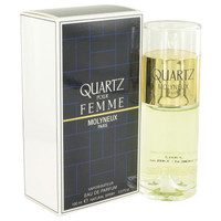QUARTZ by Molyneux Parfum Spray 3.4 oz