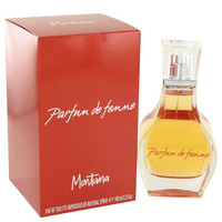 Montana Parfum De Femme by Montana Toilette  Spray 3.3 oz