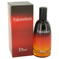 FAHRENHEIT by Christian Dior Toilette  Spray 3.4 oz