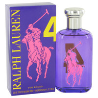 Big Pony Purple 4 by Ralph Lauren Toilette  Spray 3.4 oz