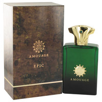 Amouage Epic by Amouage Parfum Spray 3.4 oz