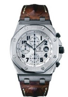 Audemars Piguet Royal Oak Offshore Chronograph Automatic White Dial Watch 26170ST.OO.D091CR.01
