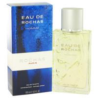 EAU DE ROCHAS by Rochas Toilette  Spray 3.4 oz