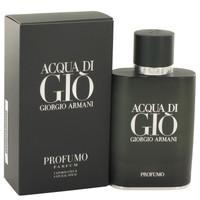 Acqua Di Gio Profumo by Giorgio Armani Parfum Spray 4.2 oz
