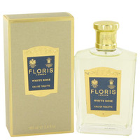 Floris White Rose by Floris Toilette  Spray 3.4 oz