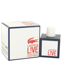 Lacoste Live by Lacoste Toilette  Spray 3.4 oz