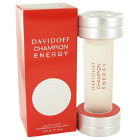 Davidoff Champion Energy by Davidoff Toilette  Spray 3 oz