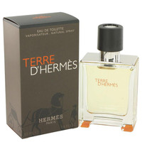 Terre D'Hermes by Hermes Toilette  Spray 1.7 oz