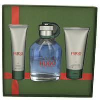 Gift Set -- 5 oz Toilette  Spary + 2.5 oz After Shave Balm + 1.6 oz Shower Gel