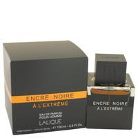 Encre Noire A L'extreme by Lalique Parfum Spray 3.3 oz