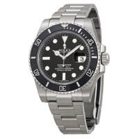 Rolex Submariner Steel Black Dial 116610LN