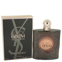 Black Opium Nuit Blanche by Yves Saint Laurent Parfum Spray 3 oz