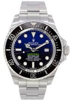 Rolex James Cameron Deepsea Watch 116660DBlue