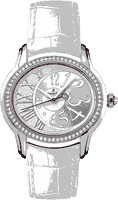 Audemars Piguet Ladies Millenary Selfwinding 3 Hands 77301ST.ZZ.D602CR.01