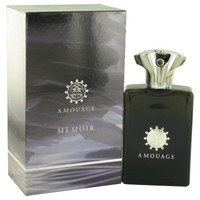 Amouage Memoir by Amouage Eau De Parfum Spray 3.4 oz