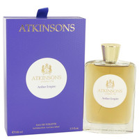 Amber Empire by Atkinsons Eau De Toilette Spray 3.3 oz